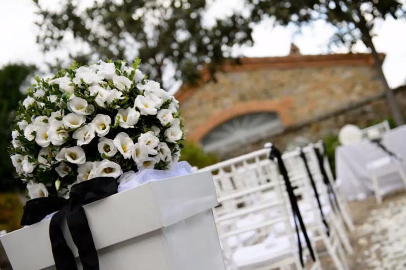 Il Velo e il Cilindro | Matrimonio a Siena