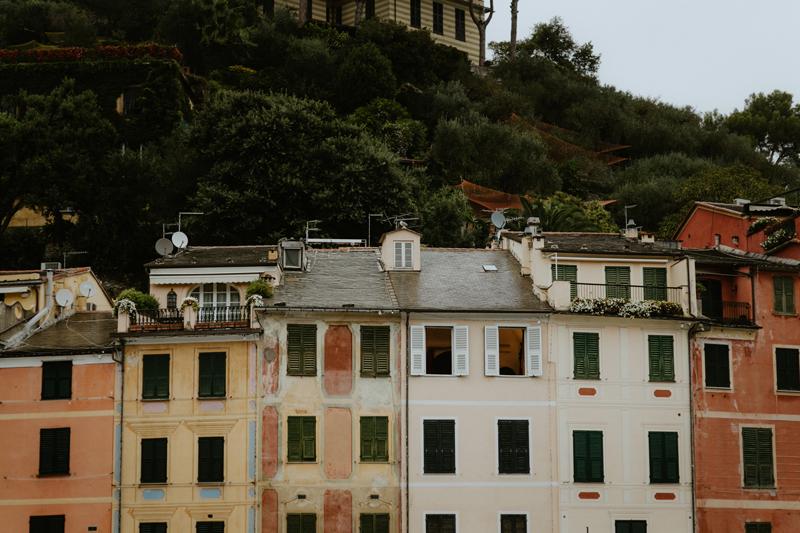 Il Velo e il Cilindro | Matrimonio a Portofino