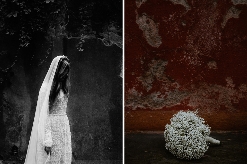 Valentino gown - Il Velo e il Cilindro   Matrimonio a Portofino