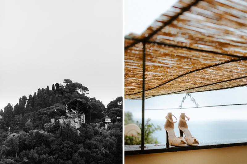 Bride shoes - Il Velo e il Cilindro | Matrimonio a Portofino