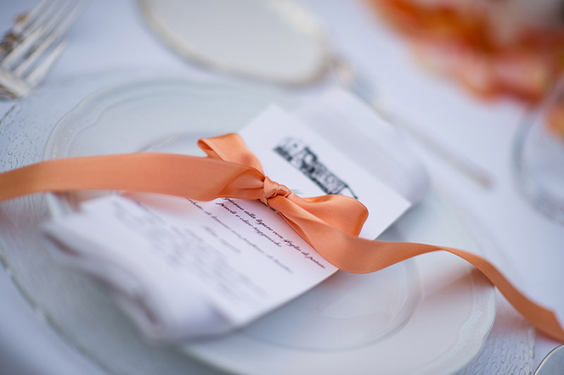 Matrimonio al mare - il Velo e il Cilindro, Wedding planner Milano