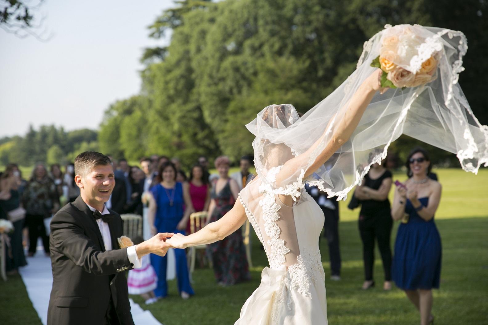 Matrimonio internazionale in Brianza il Velo e il Cilindro Wedding planner Milano 21