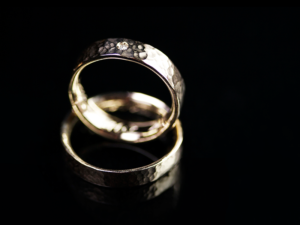 Wedding rings by Visionnaire Wedding 1