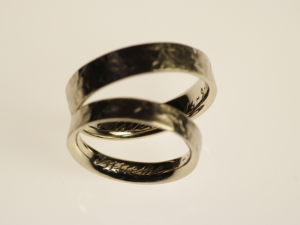 Wedding rings by Visionnaire Wedding 2