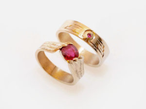 Wedding rings by Visionnaire Wedding 3
