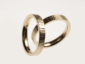 Wedding rings by Visionnaire Wedding 4