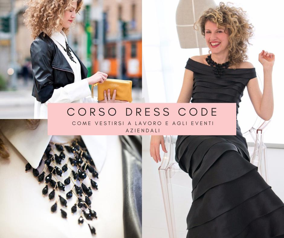 Corso Dress Code Come vestirsi a lavoro e agli eventi aziendali