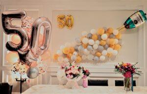Organizzazione feste di compleanno anniversari baby shower milano