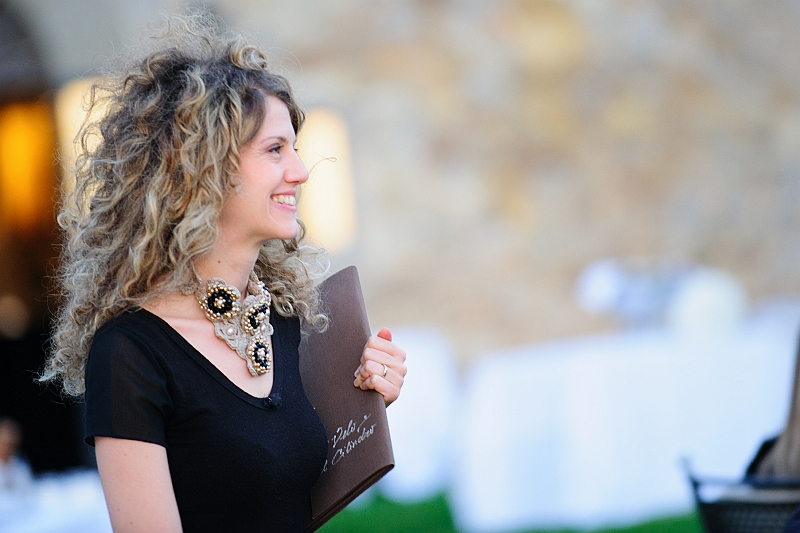 Daniela Gafforelli, wedding planner