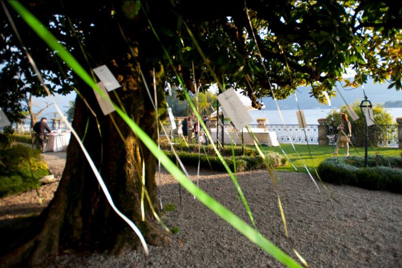 Matrimonio al Lago Maggiore, il Velo e il Cilindro