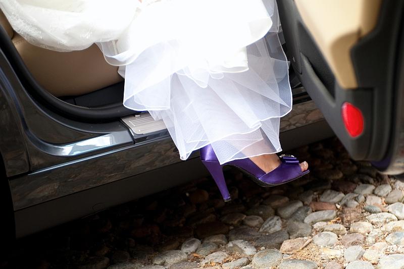 Matrimonio a Como, il Velo e il Cilindro