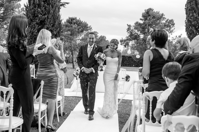 Wedding in Tuscany - il Velo e il Cilindro
